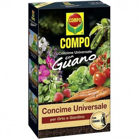 Guano Scatola 3 kg Compo