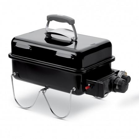 Barbecue Weber Go Anywhere Gas nero