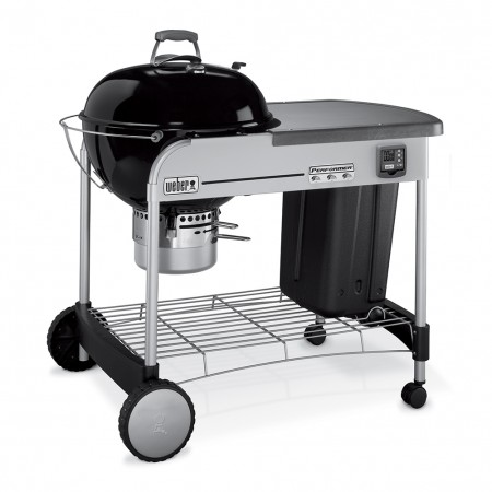 Barbecue Performer Premium GBS black Weber