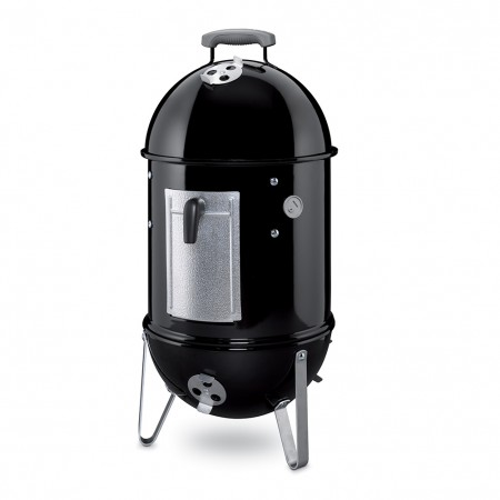 Barbecue Weber Smokey Mountain Cooker 37 cm nero