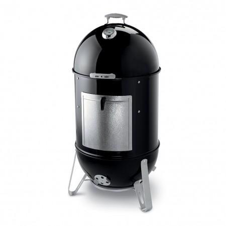 Barbecue Weber Smokey Mountain Cooker 57 cm nero