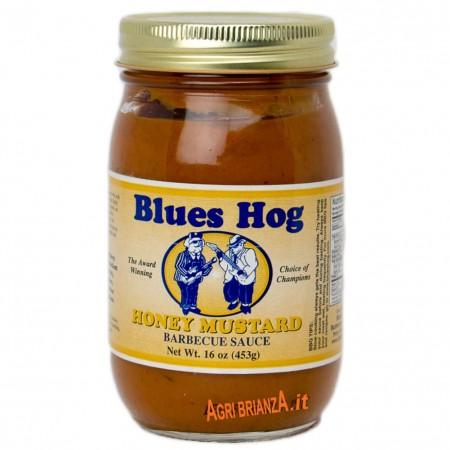 Blues hog honey mustard 453g