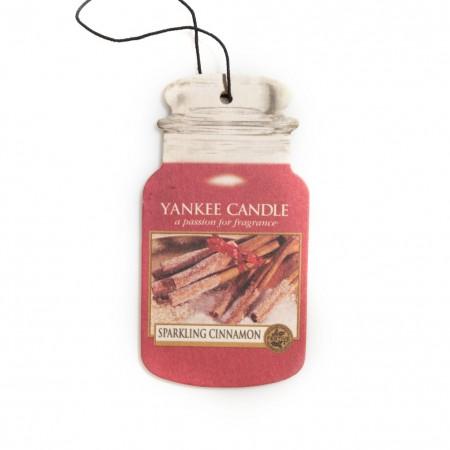 Car Jar Sparkling Cinnamon
