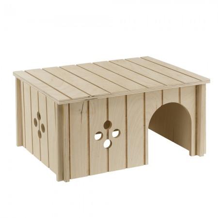 Casetta in legno SIN 4646 CASETTA CONIGLI
