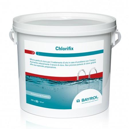 Cloro attivo in pastiglie Bayrol Chlorifix 5 kg
