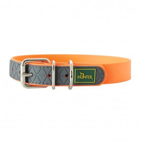 Collare CONVENIENCE 50 arancione fluo Hunter 63143