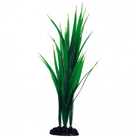 Decorativo per acquario pianta Bamboo Medio Wave