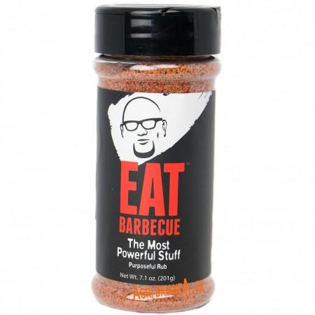 Eat bbq most powerful stuff barbecue rub 201g