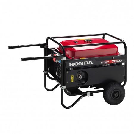 Generatore Honda ECMT7000GV con carrello