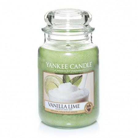 Giara Grande Vanilla Lime