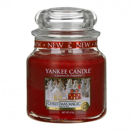 Giara media CHRISTMAS MAGIC Yankee Candle