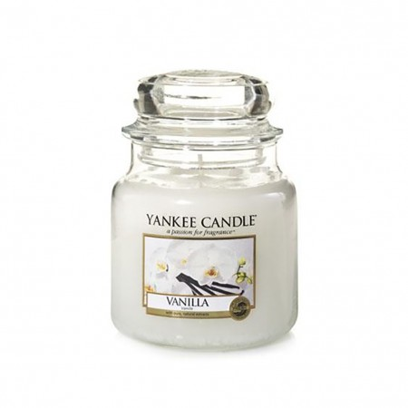 Giara Media Vanilla Yankee Candle