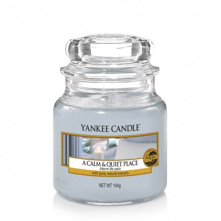 Giara Piccola A Calm And Quiet Place Yankee Candle