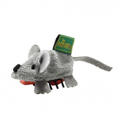 Gioco per gatti RUNNING MOUSE grigio Hunter 92426