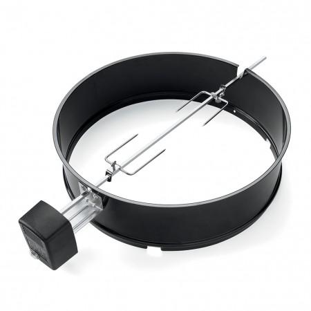 Girarrosto Weber per barbecue a carbone 57 cm