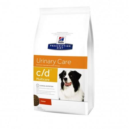 Alimento per cani Hill's Prescription diet cd multiCare Canine Adult Urinary Care Chicken 2kg