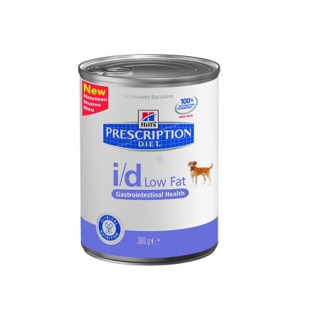 Alimento per cani Hill's Prescription Diet id Canine Low Fat 360g