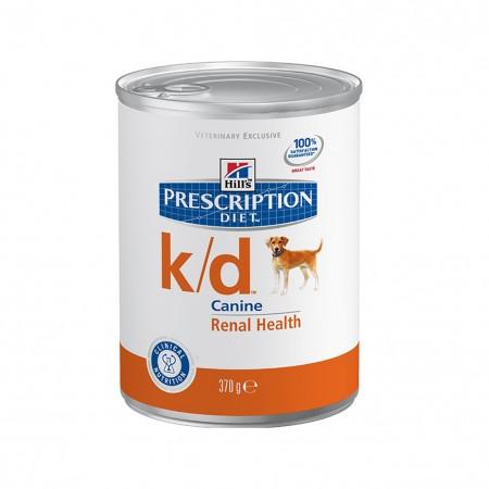 Alimento per cani Hill's Prescription Diet kd Canine 370g