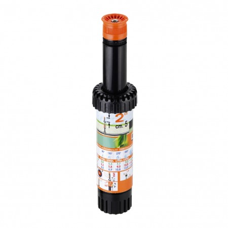 "Irrigatore statico Pop-up 0° - 350° - 2"""