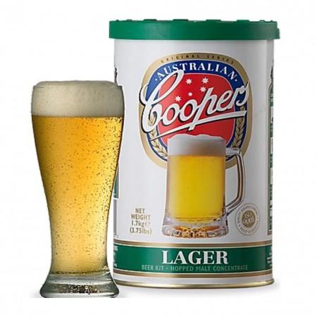 Malto per birra Lager Coopers