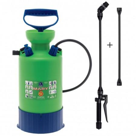 Pompa ad accumolo di pressione Mary 5 lt
