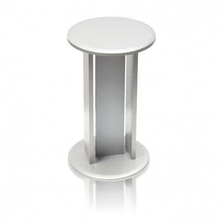 MOBILETTO SUPPORTO PER ACQUARIO Colore argento Aquarium argento biOrb art 45987