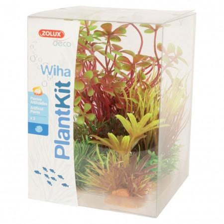 Pianta artificiale per acquari Plantkit Wiha 4 Zolux 352143