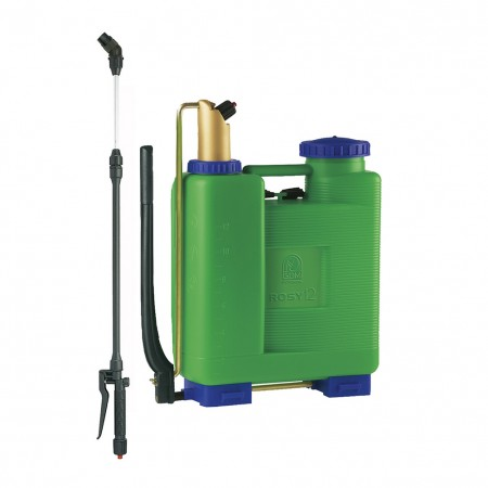 Pompa a zaino ad accumolo di pressione Rosy 12 lt