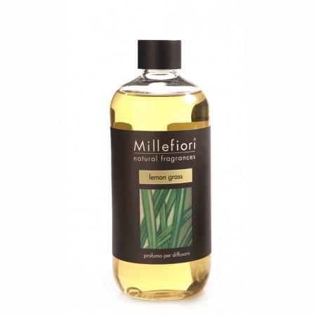 Ricarica diffusore stick Lemon Grass Millefiori 500ml