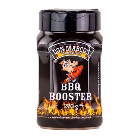 Rub Bbq Booster 220 g Don Marco's 101006220