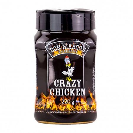 Rub Crazy Chicken 220g Don Marco's 101007220