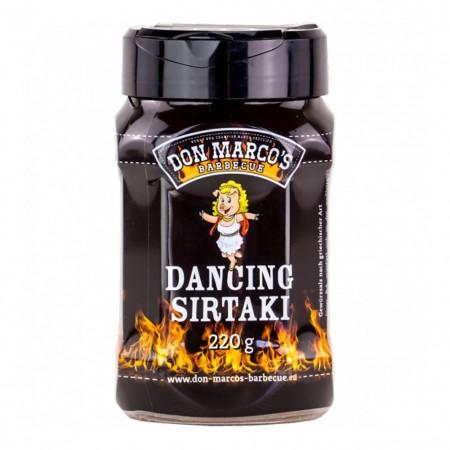 Rub Dancing Sirtaki 220g Don Marco's 101010220