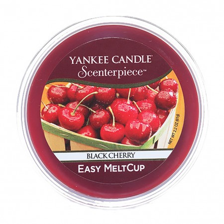Scenterpiece Easy MeltCup Black Cherry Yankee Candle