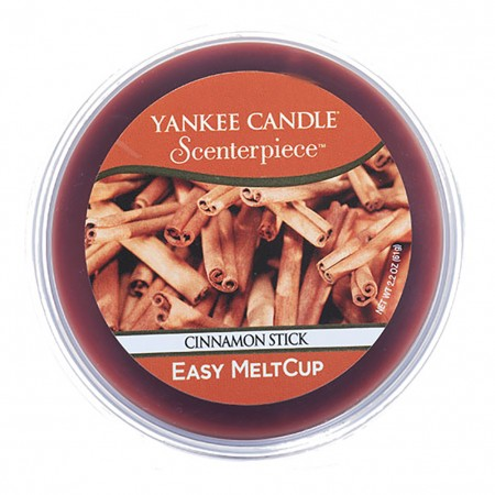 Scenterpiece Easy MeltCup Cinnamon Stick Yankee Candle