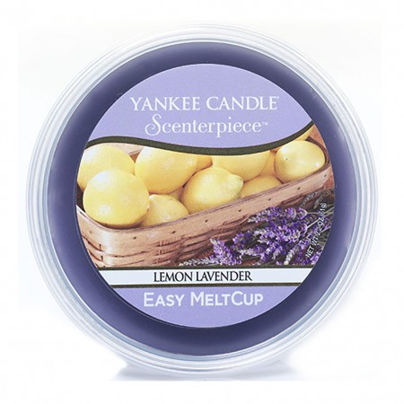 Scenterpiece Easy MeltCup Lemon Lavender Yankee Candle