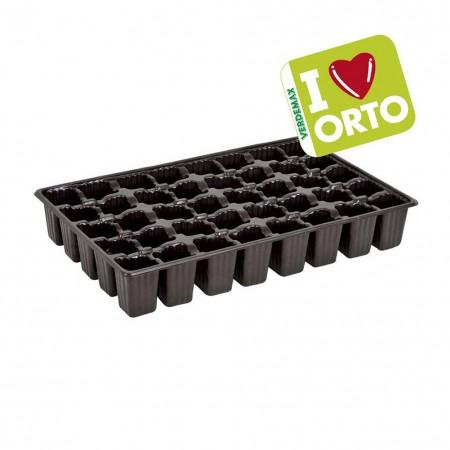 Semenzaio plastica 40 cellette Verdemax