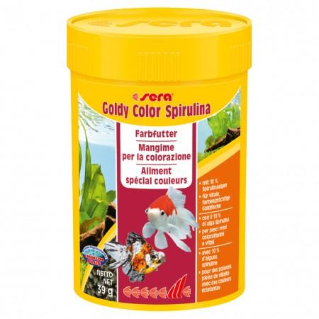 Mangime Sera Goldy Color Spirulina