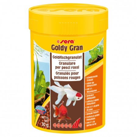 Mangime Sera Goldy Gran