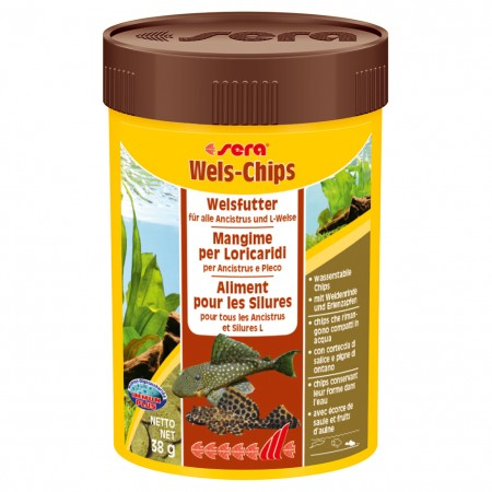 Mangime Sera Wels-Chips
