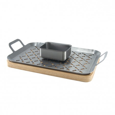 Set per Fondue alla griglia Charcoal Companion