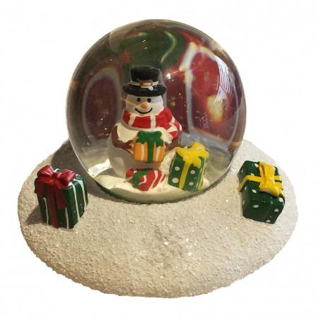 Tappo per Giara Boule de neige Snowmen