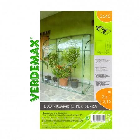 Telo ricambio serra a parete Oleander Verdemax