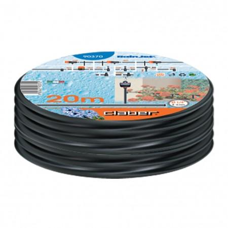 """Tubo capillare 1/4"""" per impianti irrigazione 20 mt"""