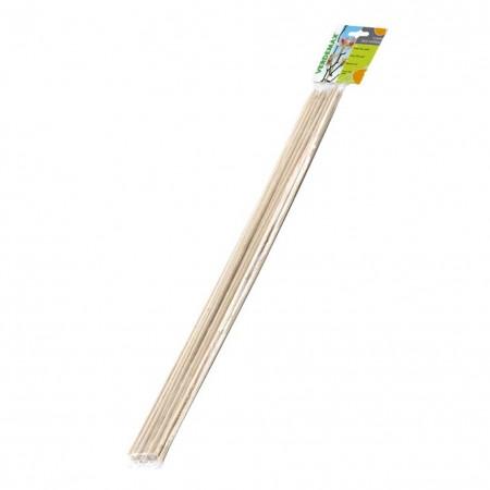 Tutori flower stick bamboo 15pz h 50cm Verdemax