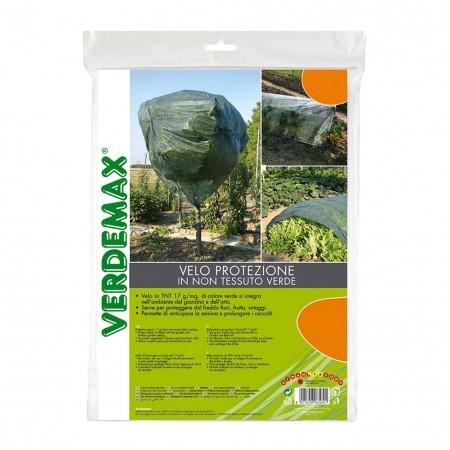 Velo di protezione in TNT verde 17g/mq 1,6x10 m Verdemax