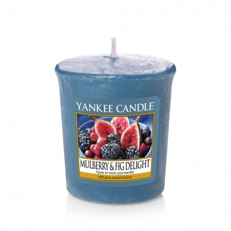 Votive Mulberry & Fig Delight Yankee Candle