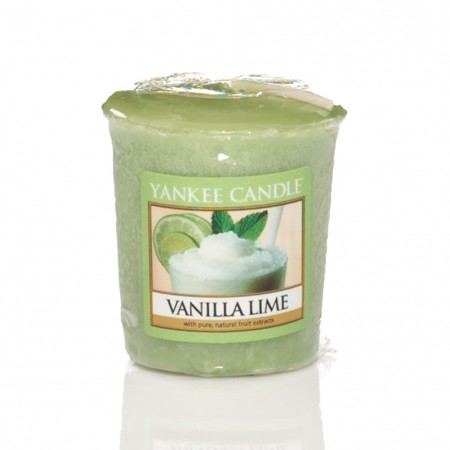 Votive Vanilla Lime