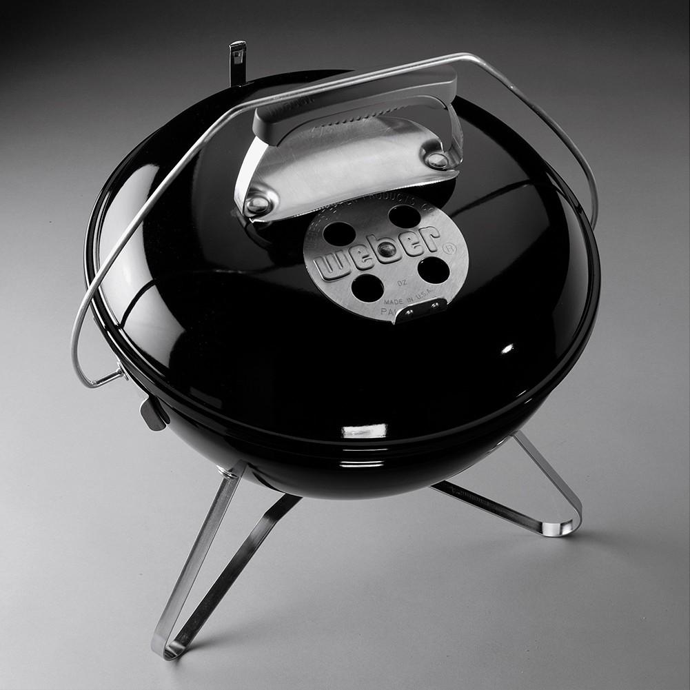barbecue weber smokey joe premium 37 cm nero. Black Bedroom Furniture Sets. Home Design Ideas