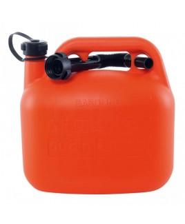 Tanica vuota per carburante 5 litri Di Martino 7021