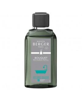 Parfum Berger ricarica per bouquet a bastoncini anti odori Bagno Aquatique 200ml